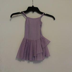 MDNMD Leotard Dance Ballet Violet AM000003